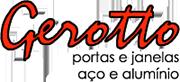GEROTTO – Portas e Janelas de Aço e Alumínio – Vendas: 0800-015-1872